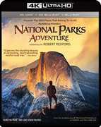 National Parks Adventure , Robert Redford