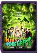 Kids Vs. Monsters , Malcolm McDowell
