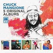5 Original Albums by Chuck Mangione