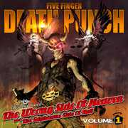 The Wrong Side Of Heaven & The Righteous Side Of Hell, Vol. 1 [Explicit Content] , Five Finger Death Punch