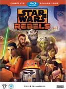 Star Wars: Rebels Complete Season 4 , Taylor Gray