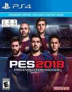 Pro Evo Soccer 2018: Legend Edition for PlayStation 4
