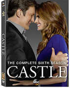 Castle: The Complete Sixth Season , Nathan Fillion