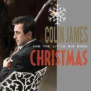 Little Big Band Christmas , Colin James