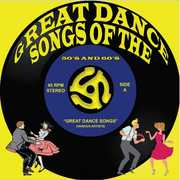 Great Dance Songs Of The 50's & 60's (Various Artists) , Various Artists