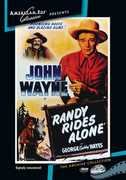 "Randy Rides Alone , George ""Gabby"" Hayes"