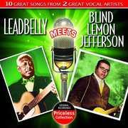 Lead Belly Meets Blind Lemon Jefferson