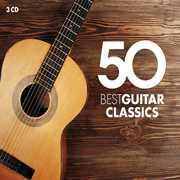 50 Best Guitar Classics , Various Artists