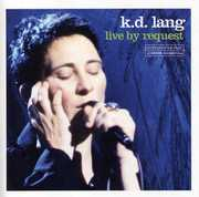 Live By Request , k.d. lang