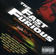 The Fast and the Furious (Original Motion Picture Soundtrack) [Explicit Content]