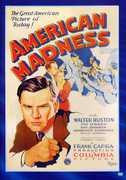 American Madness , Walter Huston
