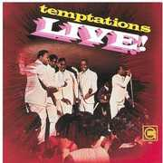 Temptations Live (Remastered) , The Temptations