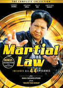 Martial Law : The Complete Collection , Sammo Hung