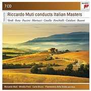 Riccardo Muti Conducts Italian Masters , Riccardo Muti