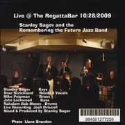 Live at the Regattabar 10/ 28/ 2009