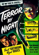 Terror by Night , Basil Rathbone