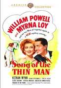 Song of the Thin Man , William Powell