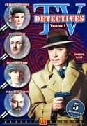 TV Detectives 1 , Lloyd Nolan