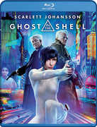 Ghost in the Shell , Scarlett Johansson
