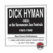 Solo At The Sacramento Jazz Festivals 1983-1988