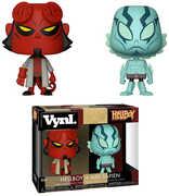 FUNKO VYNL: Hellboy & Abe
