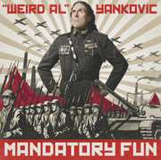 Mandatory Fun , Weird Al Yankovic