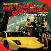 American Capitalist [Explicit Content] , Five Finger Death Punch