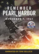 Remember Pearl Harbor Narrated by Tom Selleck