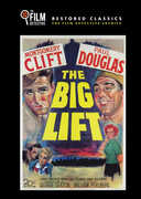 The Big Lift , Montgomery Clift