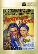 Professional Soldier , Victor McLaglen