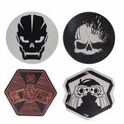 Call of Duty Metal Coasters