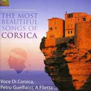 The Most Beautiful Songs Of Corsica