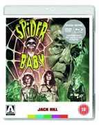 Spider Baby [Import]