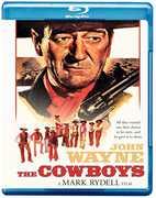 The Cowboys , Bruce Dern
