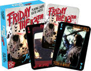 Friday the 13th Playing Cards Deck