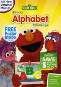 Sesame Street: Elmos Alphabet Challenge , Joey Mazzarino