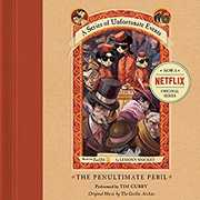The Penultimate Peril Unabridged CD (Series of Unfortunate Events)