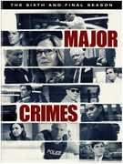 Major Crimes: The Sixth and Final Season