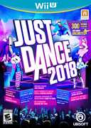 Just Dance 2018 for Nintendo WiiU