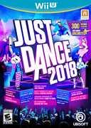 Just Dance 2018 for Nintendo WiiU