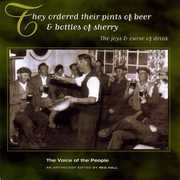 They Ordered Their Pints of Beer & Bottles of Sher , Various Artists