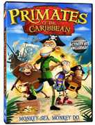 Primates of the Caribbean , JJ Lewis