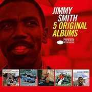 5 Original Albums by Jimmy Smith , Jimmy Smith