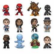 FUNKO MYSTERY MINI: Spider-Man - Far From Home (ONE Random Figure Per Purchase)