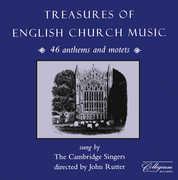 Treasures of English Church Music