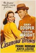 Casanova Brown , Gary Cooper