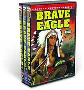 Brave Eagle Collection (3-DVD) , Keith Larsen