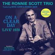 Trio: On a Clear Day: 'Live' 1974 , Ronnie Scott