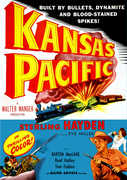 Kansas Pacific , Sterling Hayden