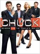 Chuck: Seasons 1-5: The Complete Series , Zachary Levi